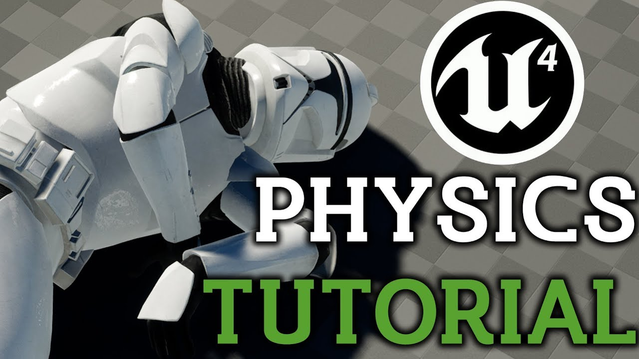 [TUTORIAL] Unreal Engine 4 - Physics Simulation in Sequencer