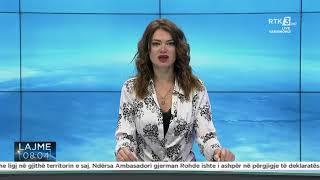 RTK3 Lajmet e orës 08:00 14.10.2021