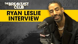 The Breakfast Club - Ryan Leslie Speaks On Why He 'Disappeared' From Music, Direct To Consumer Marketing + More