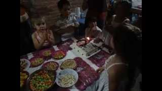 preview picture of video 'Cumple de Estefii'