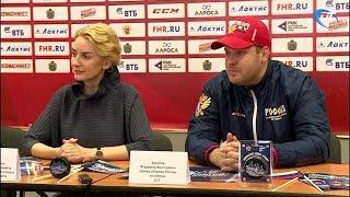 Через несколько дней Великий Новгород станет хоккейной столицей «Четырех наций»