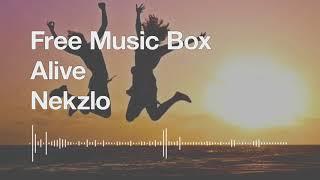Free music box ⎡Music for vlog⎦★ Alive - Nekzlo