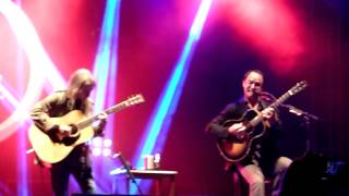 Dave Matthews & Tim Reynolds--Broken Things Canton, MA Life is Good Festival 9/23/2012 DaveSpeak