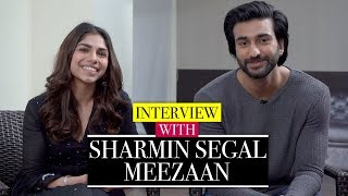 Meezaan and Sharmin Segal interview | Malaal | CineBlitz