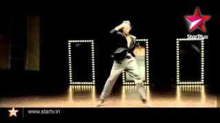 First Look Hrithikss Dance Mantra