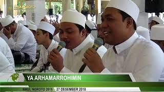 Ya Arkhama Rokhimin - Al Khidmah   Haul Ngroto 2018