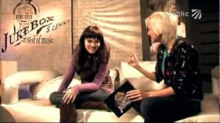 Ewa Farna - Jukebox s Lenny (interview na pohovce) 1.část.mpg