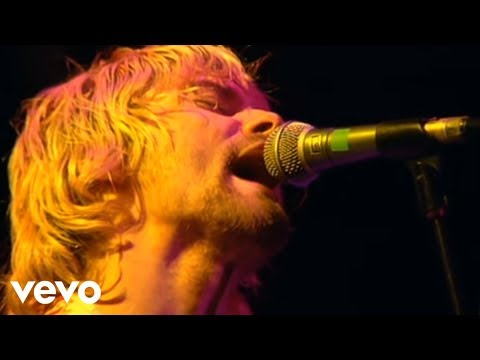 Nirvana - Lithium (Live at Reading 1992) [Official Video]