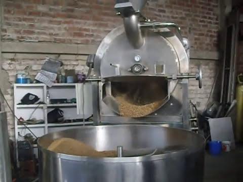 tostadora  de cafe , maní, cacao,cebada , maíz,  etc
