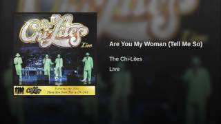 Are You My Woman (Tell Me So)