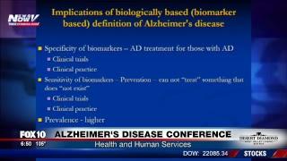 WATCH: Alzheimer