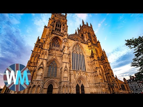 Top 10 Cathedrals With A Violent Past