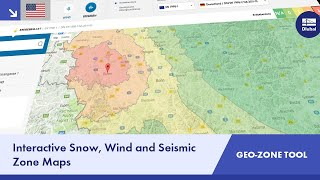 Geo-Zone Tool: Snow, Wind, and Seismic Zone Maps | Dlubal ...