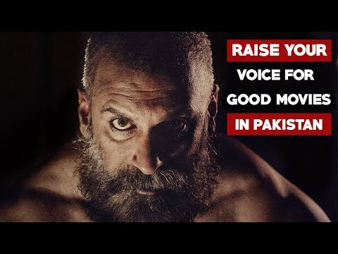 Raise Your Voice For Good Movies in Pakistan | Red Wolf