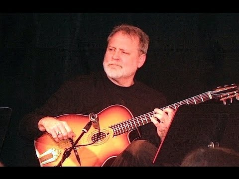 "Dave Lincoln - ""The Man I Love"" (Gypsy Jazz Guitar)"
