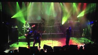 Arcturus - The Chaos Path live @ Athens 04.02.12