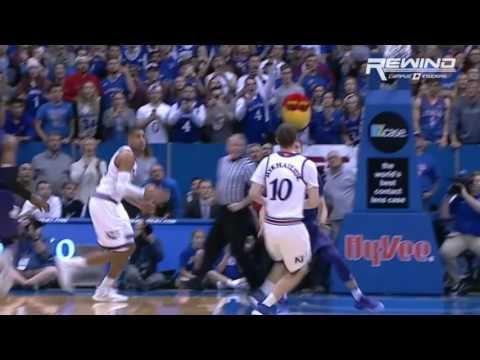 Kansas Wins On Buzzer-Beating Layup | CampusInsiders