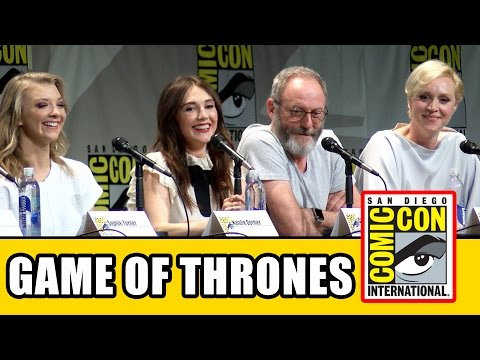 Game of Thrones Comic Con 2015 Panel | MTW