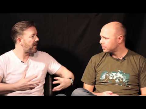 Ricky Gervais and Karl Pilkington on Youth Culture