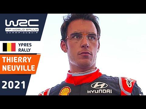 母国開催となるヒュンダイのヌービルまとめ動画 WRC 2021 第8戦 ラリー・ベルギー
