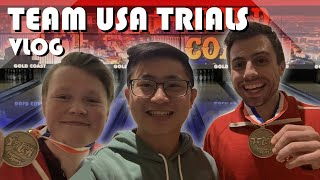 Kyle Sherman and Briley Haugh Make Team USA | USBC Team Trials Vlog