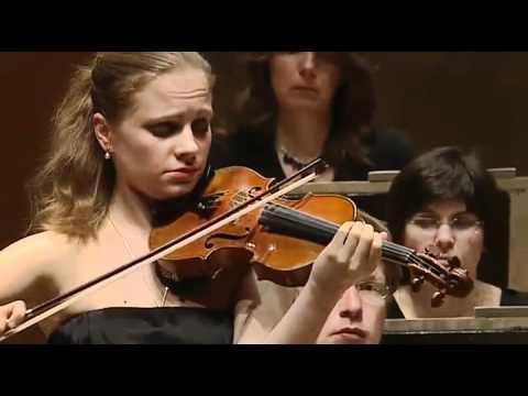 הפרק הראשון מהקונצ'רטו לכינור של מנדלסון