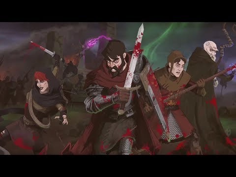Sword Legacy: Omen - Tactical Battles Trailer (Steam) thumbnail