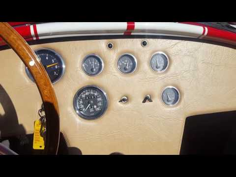 Video of '67 Cobra - J5C6