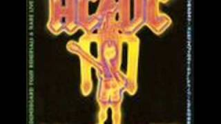 AC/DC - Badlands (Live) - Aftershocks