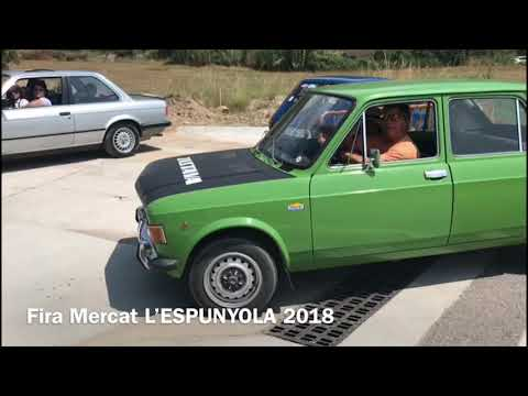 Fira Mercat L'Espunyola 2018