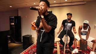 "Jacob Latimore   ""Heartbreak Heard Around The World"" (VEVO Performance)"