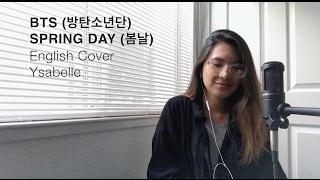 BTS (방탄소년단) – SPRING DAY (봄날) [English Cover]