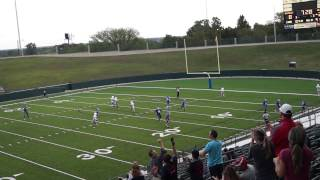 Richland Rebels J. V. vs Grand Prairie Gophers 2014