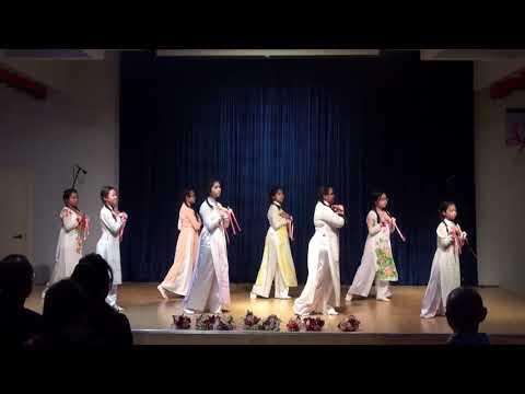 Chicago Bultasa 2018 부처님 오신날 기념 불타예술제 광명사 춤