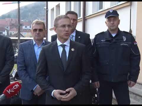 Ministar Stefanovic u Raski