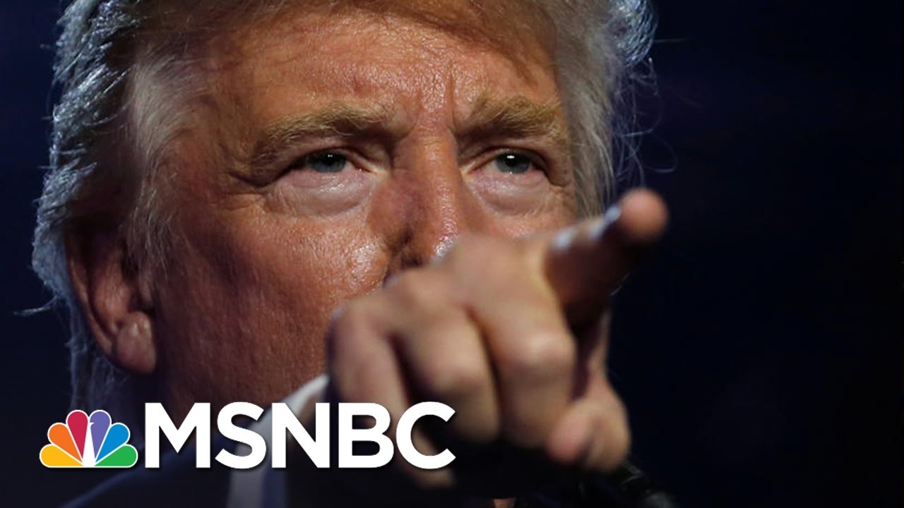 Donald Trump's Debate Language And Hillary Clinton's Career | MSNBC thumbnail