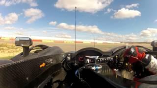 2013 Oak Racing Morgan LMP2 tests WEC