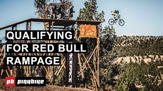 17-Year Old Jaxson Riddle Tries Out for Red Bull Rampage at Proving Grounds | Embedded S1 EP15