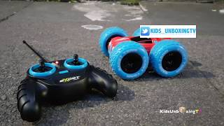 Exost TE130 – 360 Cross Remote Controlled Car (Unboxing)
