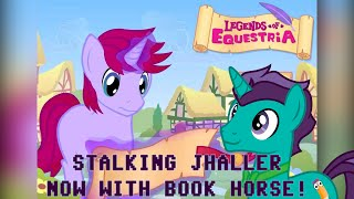 Legends of Equestria - Stalking JHaller with Book Horse [EXPLICIT LANGUAGE]