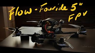 Fpvcycle Fouride 5 inch Caddx Vista - Juicy Freestyle