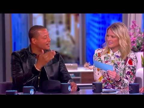 Rapid Fire With Terrence Howard | The View