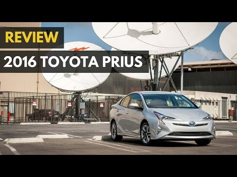 2016 Toyota Prius - Gadget Review