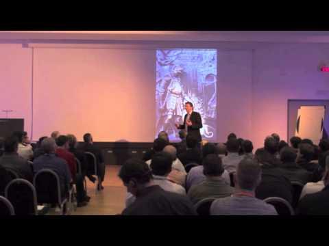 Marc Hauser: Vortrag