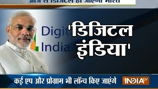 Digital India: Things to know about PM Narendra Modi