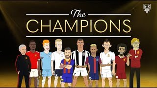 It's Move-In Day For The World's Top Footballers   The Champions S1E1