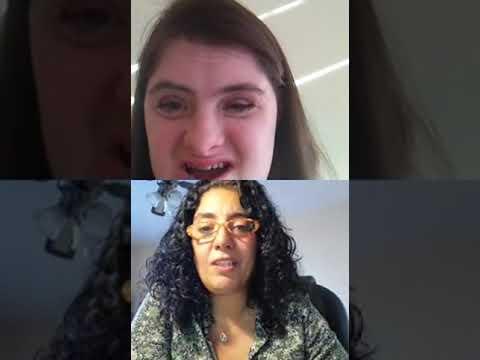 Veure vídeo¿Cómo es el proceso de acompañamiento a las familias de personas con síndrome de Down?