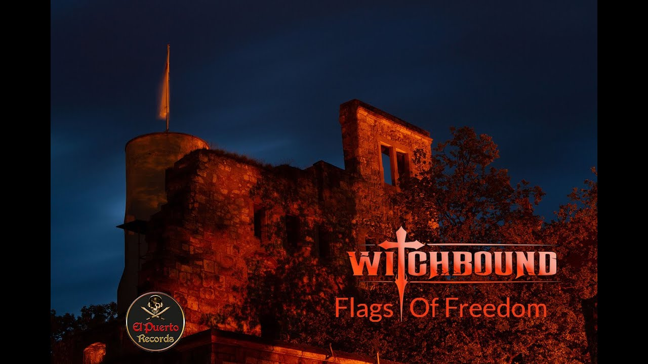 WITCHBOUND - Flags of freedom