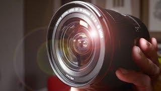 Canon Lens VS Canon Lens :: 16-35mm SHOOTOUT