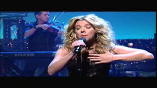 The Band Perry - Better Dig Two - Letterman 4-1-2013